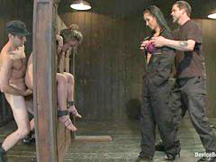 Abused, Abuse, Deviant, Kristina rose, Abused bus, Rose b