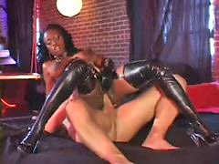 Anal, Latex, Leather, Leather anal, Latex anal, Jada