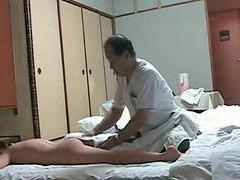 Japanese, Japanese massage, Japanese wife