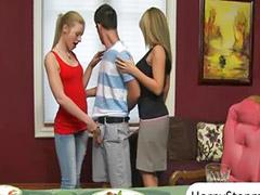 Huge threesome, Krista, Porn teen, Teen threesom, Milf teen, Threesome teen