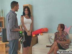 Seducing mothers, Seducing mother, Seduce gf, Seduce mother, Mother seduces, Mother by