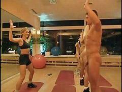 Desnudas se desnuda desnudos, En tren, Formacion, Tren, Desnudas, Desnudo