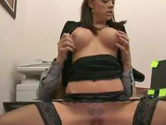Office, Chanel preston, Offic, In office, Chanel, Ôupée