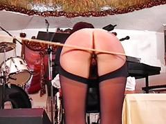 Javni grupnjak, Batine po guzi sex, Dominantni sex