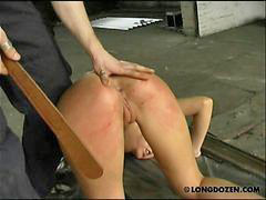 Brutal, Stripped, Crop, Strip and, Skinning, Nicole and