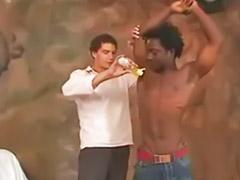 Muscle, Gay boy, Gay muscle, Ebony black, Toy boy, Gay toy