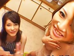Devojčice gangbang, Sex japanci, Sisate djevojke, Japanski