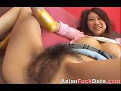Japanese, Hairy, Hairy fuck, Hairy pussy fuck, Hairy japanese, Japanese hairy