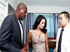 Mom, Cuckold interracial, Cuckold, interracial, Milf mom, Big tit milf, Milf interracial