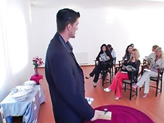 Office anal, Sex office, Orgy group, Group orgy, Vaginal double penetration, Sex orgy