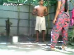 بنجلاديشية, هندية تستحم, تستحم, هندي صغار,, صغار هندي,, وان حمام