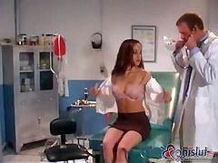 Examin, Doctor examination, Nice girl, Nice fuck, Nice bodi, Nasty fuck