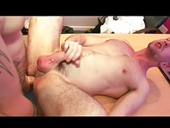 Bend, Blowjobs office, Office anal, Bending over, Gay rimming, Sex office