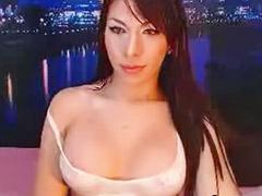 Webcam, Shemale, Tranny, Trannies, Big tits brunettes, Big ass amateur