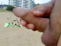 Abused, Abuse, Public, Beach, Beach public, Abused bus