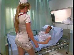 Dos juntas, Paciente enfermera, Internada, Hospitales, El enfermo, Enfermera follando en la enfermeria