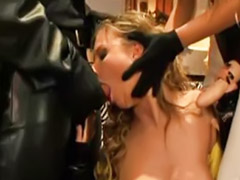 Threesome anal, Threesome blonde, Blonde threesome, Eğil, Blond threesome, Anal threesome