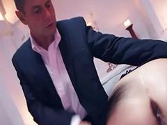 Stockings anal, Anna, Hard anal, Stocking cum, Toy ass, Anal stocking