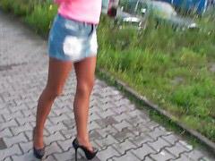 Pantyhose, Heels, High heels, Shiny, Pantyhose,, Pant
