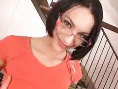Glasses, Glasse, Fuck babe, Fuck glasses, Fucking glasses, Babe fuck