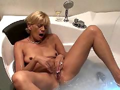 To play, Play in, Milf mama, Mama masturbating, Mama amateur, Mature blonde masturbating