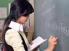 Teacher, Gangbang, Creampie gangbang, Gangbang creampie, Creampie