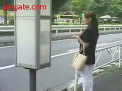 1 vez, Tiempo, En el bus, Autobús, Sujetador, Momento
