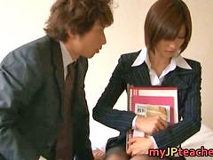 Ibu guru jepang jepang, Guru jepang hot, Jepang panas, Jepang