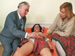 Mature masturbation, Old mature, Mature masturbating, Mature sex, Threesome kinky, Threesome fucking
