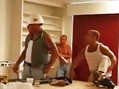 Pee, Peeing, Anal fisting, Hard anal, Gay cream pie, Bareback group