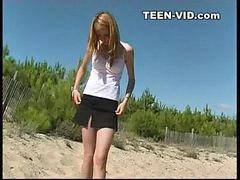Teen, Beach, Nudist, Nudist beach, Nudist teen, Beach teen