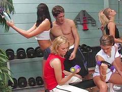 Gym, Gym,, Gym orgy, At gym, جيgym, Orgys