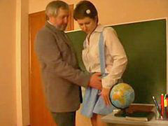 Schoolgirls abused, Molesting, Old french, French girl, Used by, Teachers french