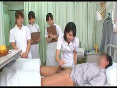 Medicinska sestra, Azijski