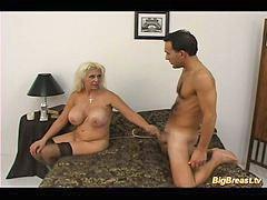 Big tits, Boy