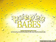 Pee, Peeing, Sandy, Wows, Wowed, Pee pee