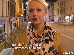 Teen, Czech, Anal teen, Teen anal, Cash, Czech streets
