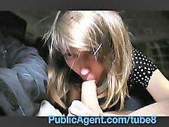 Cash, Public agent, Clit, Sex for cash, Üclü, Publicagent cash