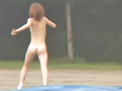 Japanese, Japanese amateur, Asian japanese, Outdoor solo, Amateur public, Nude in public
