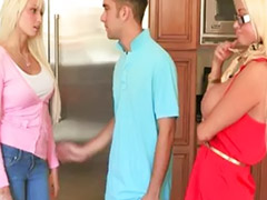 Rikki six, Porn teen, Rikki, Milf and teen, Von nít, Threesome pornstars