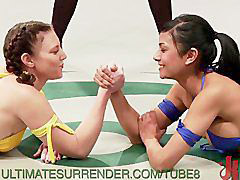 Lesbians, Wrestling