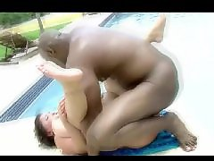 Tits interracial, Parker fuck, Pool fucking, Pool fuck, Outdoor interracial, Interracial,bbw