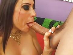 Big tits brunettes, Big cock blowjob, Stocking footjob, Footj, Stocking cum, Big tits sucks