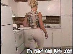 정액화장실, 목욕탕, 욕조ㅛ, 부카케, 욕조, 목욕