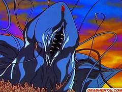 Monster schwänze, Zelt, Monster schwanz