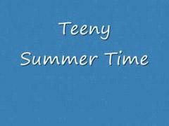 Vintage, Teeny, Summer time,, Summer time, N15, Teen vintage