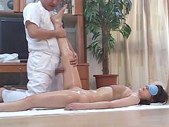 Japanese, Japanese massage, Massage japanese, Massage fuck, Japanese massage fuck, Wiving