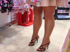 Faldas, Con falda, Minifalda, Pantys, Medias, Mallas