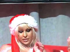 Public stripper, Public dirty, Santas, Santa clause, Dirty-babe, Dirty public
