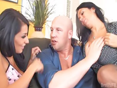Sienna west, Sienna, Threesome fucking, Threesome fuck, Westting, Westing west